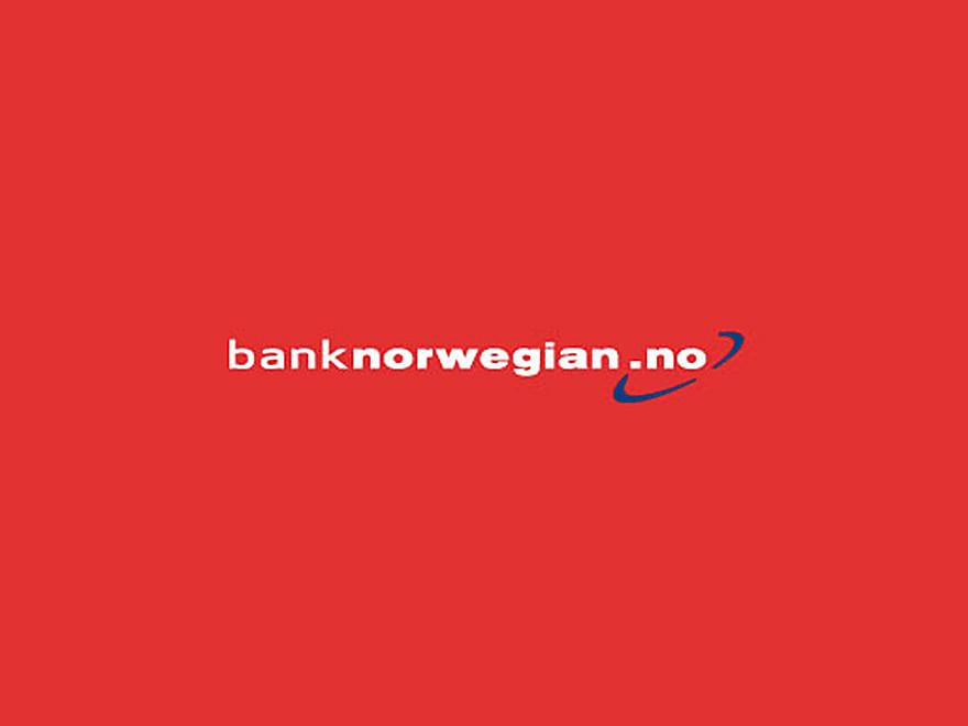 Bank Norwegian tilbyr cashback på både flyreiser og shopping.